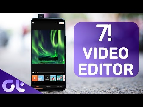 Top 7 Best Video Editing Apps For Android 2018 |  Make Videos with Photos and Music