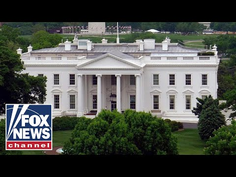 Trump makes announcement in White House Rose Garden