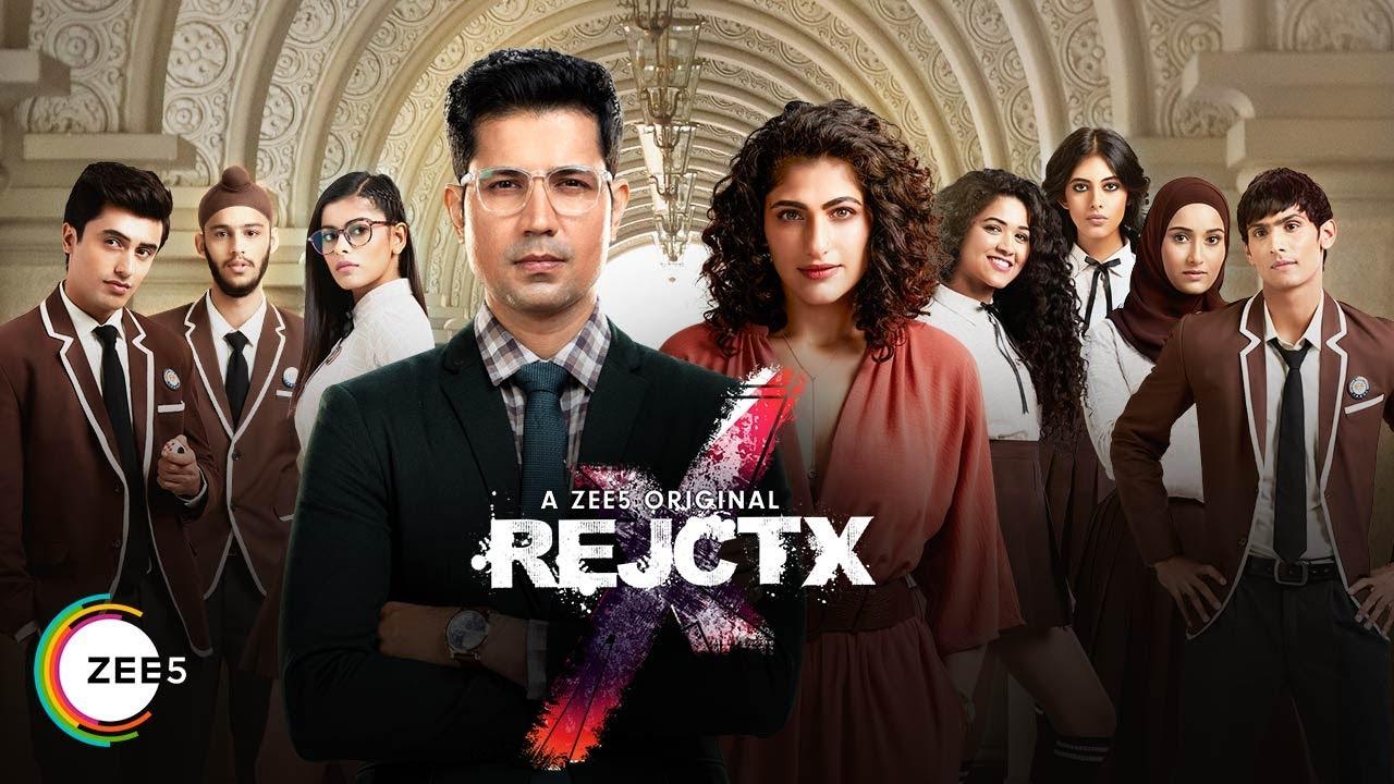 RejctX Zee5 Series Download - Watch RejctX Zee5 Web series