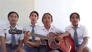 BERITA KEPADA KAWAN EBIT G ADE (AKUSTIC COVER) - SMA NEGERI 1 SABU TIMUR