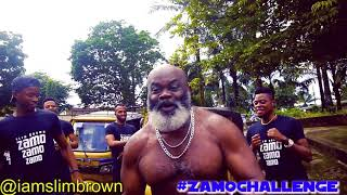 Harry B ft Slim Brown - ZAMO COVER ( official Video )