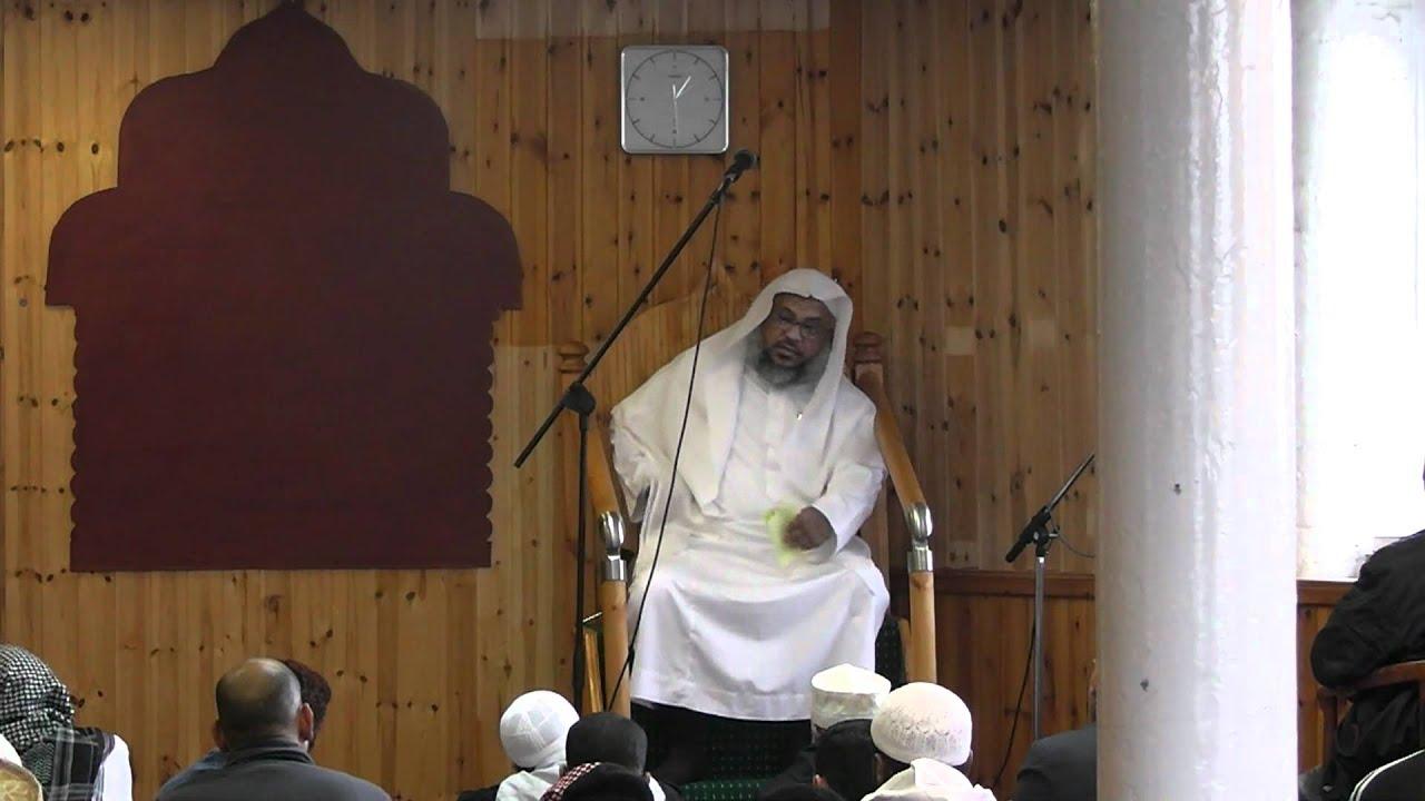 A Khutbah  Sermen  On Seeking Knowledge And Giving Charity