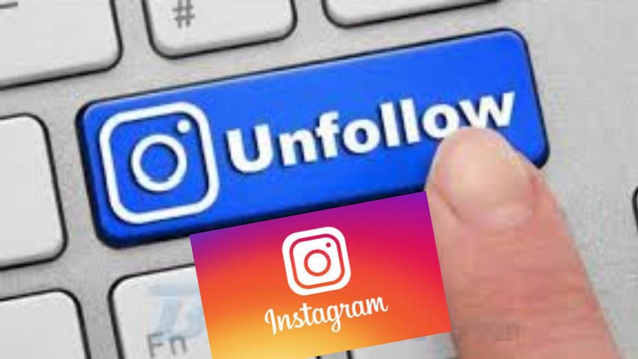 Cara cepat unfollow akun instagram yang tidak followback dengan cepat dan pantas / 100%WORK
