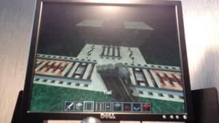 Как построить поезд в майнкрафт 1.10 без модов и команд.(Вы всё узнаете, просто посмотрите видео до конца. Прикольно видео., 2016-06-20T19:34:07.000Z)