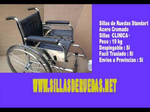 sillas de ruedas precios en lima