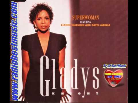 Gladys Knight, Dionne Warwick & Patti LaBelle -  Superwoman =  Radio Best Music
