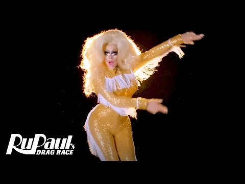 Meet Your WINNER: Trixie Mattel's BTS Footage from 'Meet the Queen' | RuPaul's Drag All Stars 3