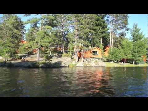 Burntside Lodge & Lake, Ely, Minnesota, Boundary Waters Canoe Area