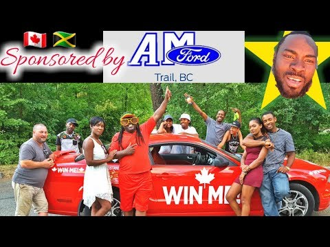 Jamaica, Canada, Raggae Cook Out & Chill (Part 3) Sponsored by AM Ford Trail BC, VLOG #35.
