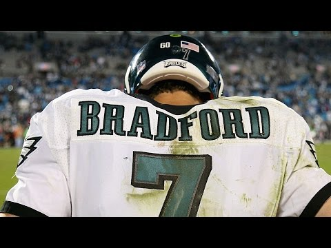 Vikings Trade 2017 1st RD Pick To Eagles For Sam Bradford  #LouieTeeLive