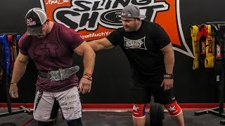 1st Time at SuperTraining Ft: Mark Bell, Alan Thrall, Silent Mike and the rest of the ST Crew