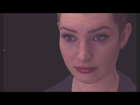 Auckland Face Simulator (2015) - Advanced realtime realistic CGI face simulation (HD)