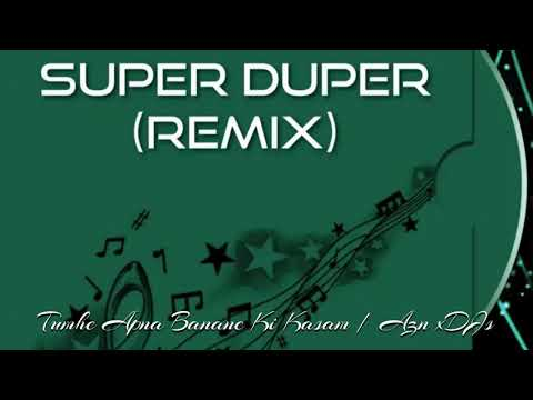 Tumhe Apna Banane Ki Kasam | Original Vocals (Old Remix)