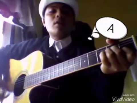Afgan terima kasih cinta tutorial gitar