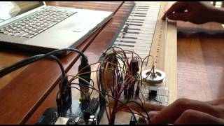 Ondes Martenot MIDI Controller 2012
