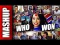 Wonder Woman vs Stevie Wonder Epic Rap Battles of History Reactions Mashup