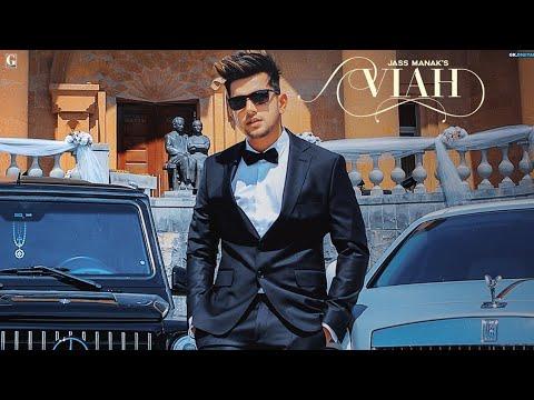 VIAH : JASS MANAK (Official Video) Satti Dhillon | Latest Punjabi Song 2019 | GK.DIGITAL | Geet MP3