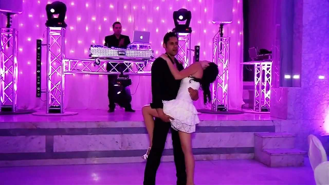 U Tube Wedding Dances.Salsa Wedding First Dance Ouverture De Bal Mariage