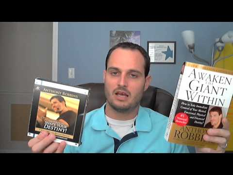 'Awaken The Giant Within' by Anthony Robbins - Here's My Book Review...