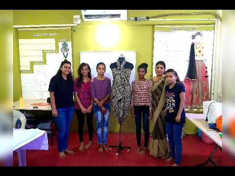 Manisha Design House Fashion Designing Course In Vadodara Gujarat India Youtube