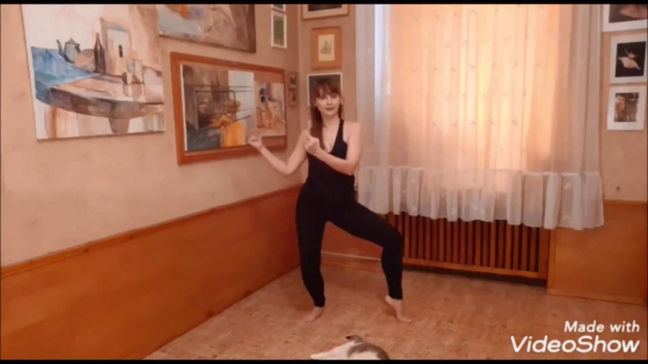 Teatr Muzyczny #zostajewdomu - Uczymy się choreografii, cz. 3 (Anna Julia Dębowska)
