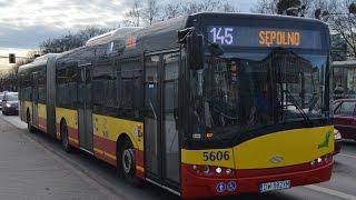 Nowe Autobusy Solaris Wrocław 2015