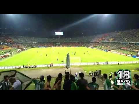 14/03/2018. Atlético Nacional 4 - 0 Delfín.