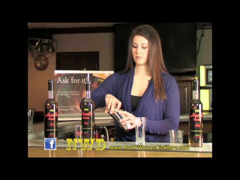 NWD's Heath Rum & Orange Juice Recipe -- Dreamsickle