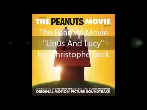 The Peanuts Movie Soundtrack - 21.