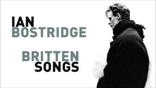 Benjamin Britten - The Ash Grove (English Folk Songs) | Ian Bo…