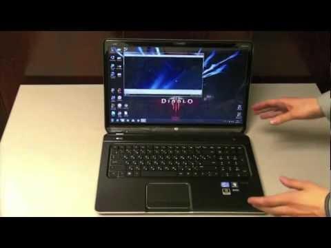 Видео обзор ноутбука HP Pavilion dv7-7006er