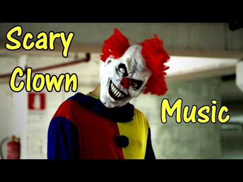 SCARY CLOWN  - Creepy Clown Sighting  -  🎵