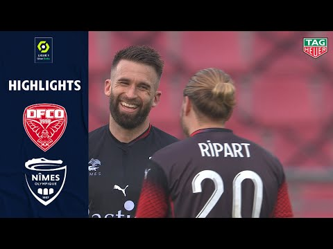 Dijon Nimes Goals And Highlights