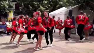 Traditional  Buck  Dancing USA -  Sold  - I.R.M.E. ( Idaho )