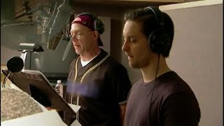 Spider-Man 3 (video game) Behind the Scenes, The Voice Actors