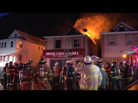 Garfield,NJ Fire Department 2nd Alarm  11/14/17