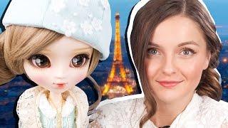 ПАРИЖ, я люблю тебя! / Cassie Pullip, Обзор и Распаковка / Обзор куклы Пуллип