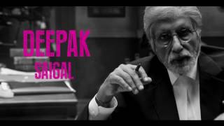 Amitabh Bachchan as Deepak Saigal