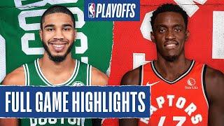 Toronto Raptors vs Boston Celtics | September 1, 2020