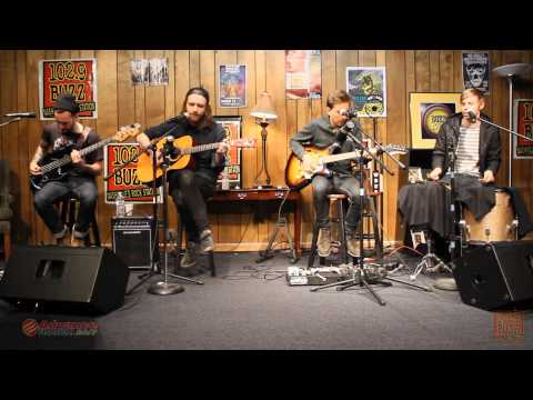 1029 The Buzz Acoustic Session: Bear Hands  Giants