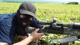 Уроки стрельбы из винтовки. Наработка стабильности в стрельбе, как я это делаю.