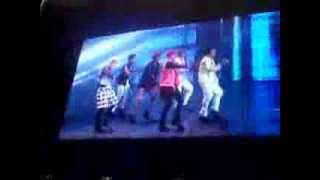 (FAN CAM) TEEN TOP AND SISTAR PERFORMANCES - MUSIC BANK JAKARTA, INDONESIA 9/3/2013
