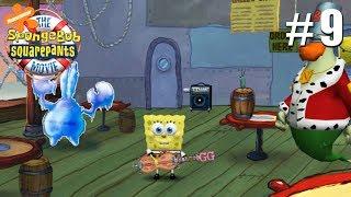 The SpongeBob SquarePants Movie - PC Walkthrough Gameplay PART 9