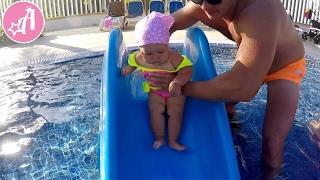 Адриана в Доминикане Детский аквапарк(Спасибо, что смотрите мои видео! Ставьте лайки, пишите комментарии, подписывайтесь на мой канал. Please - Like,..., 2017-02-05T03:42:41.000Z)