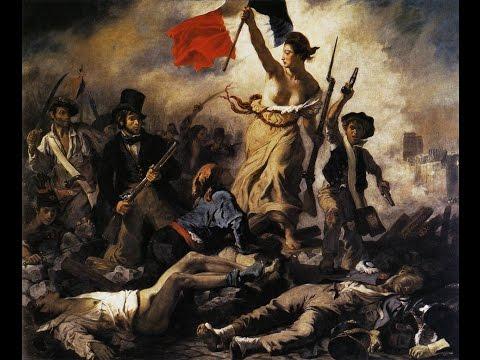 Eugène Delacroix - Painter  of the French Romanticism
