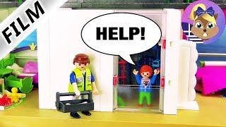 Playmobil ταινία: Για πάντα φυλακισμένος στο σπίτι! Ο Αλέξανδρος εγκλωβισμένος.