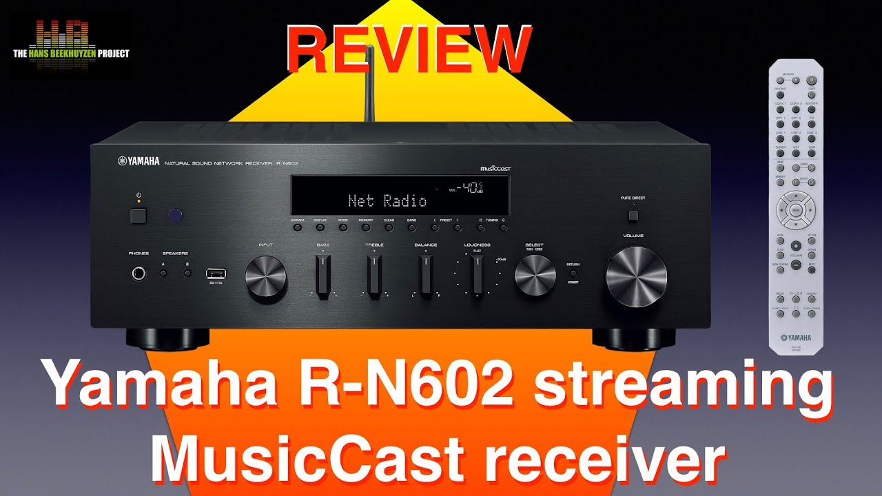 NEW: Yamaha RN602 Network Receiver!!! | Page 5 | AVForums