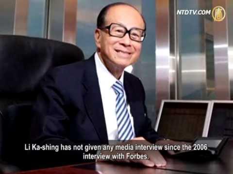 Li Ka-shing Strikes back to The Communist Regime and Hong Kong Government