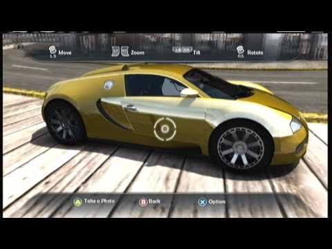 test drive unlimited 2 golden bugatti veyron centenaire. Black Bedroom Furniture Sets. Home Design Ideas