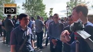 P1 - Google research?? Mansur vs Atheist | Speakers Corner | Hyde Park